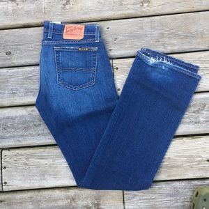 Lucky Brand Dungarees Lil Maggie size 30 long